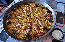 Spanish Noodle Paella   Food Scraps   Pinterest