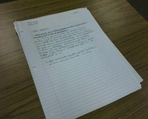 good transfer essays