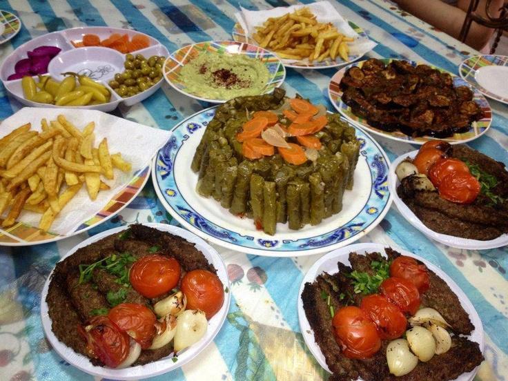 Lebanese food lebanese food pinterest for About lebanese cuisine