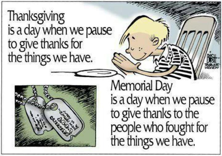 memorial day bible verses kjv