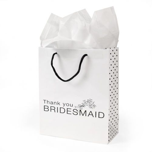Wedding Gift Bags Bridesmaids : More like this: gift bags , groomsman gifts and bridal parties .