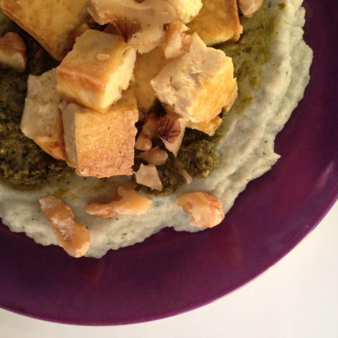 Roasted Garlic Mashed Cauliflower | Recipes | Pinterest