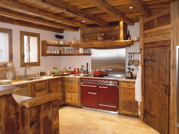 Country Houses In Chalet Style1 Country Houses In Chalet Style1