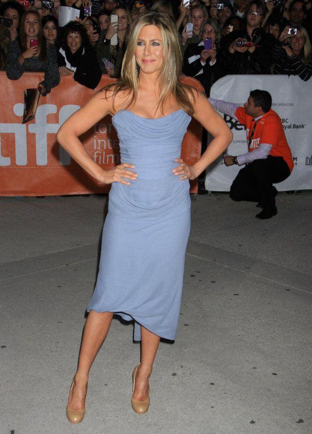 Jennifer Aniston Nude Heels