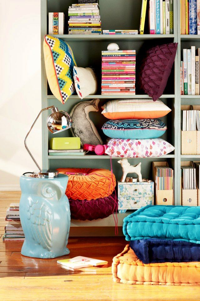 Urban outfitters.  such a small space. pinterest