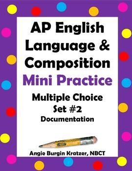 english essay practise