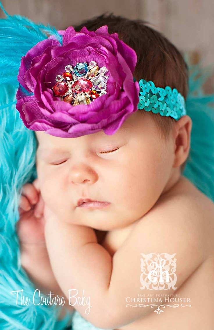 Under the Sea Headband | All about baby | Pinterest