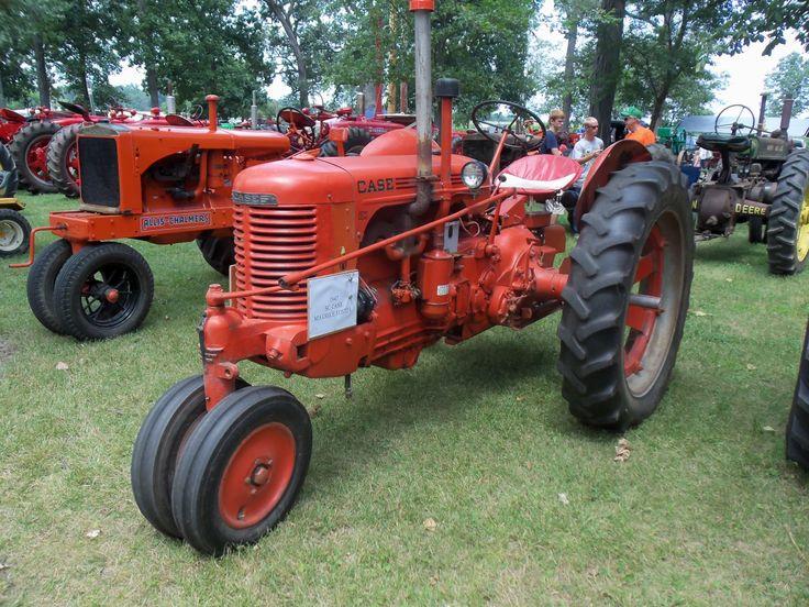 1947 Case Tractor : Case sc old farm equipment pinterest