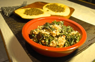 One Pot Kale and Quinoa Pilaf | Dinner Dishes | Pinterest