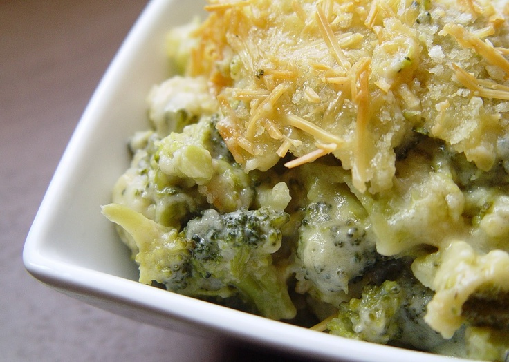 Broccoli Gratin | HEALTHY RECIPES TO TRY | Pinterest