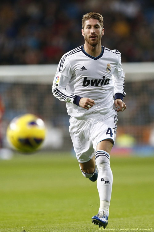 Sergio ramos real madrid c f pinterest - Sergio madrid ...