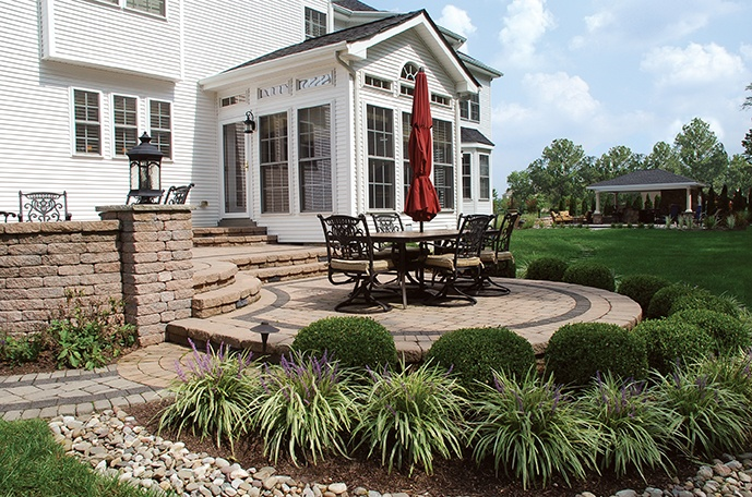 Multi level patio designs images frompo 1 for Multi level patio designs