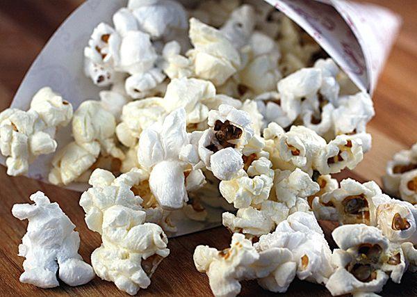truffle popcorn Yum!!