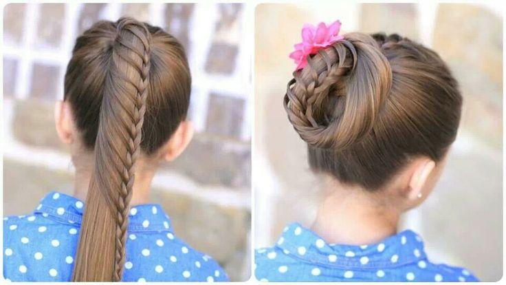 Little Girl Hairdo Tutorials 78