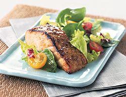 Salmon Recipe - Salmon with Ginger Glaze - Prevention.com