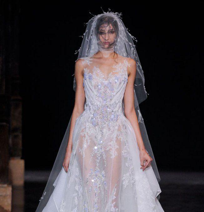 Robe de mariée Basil Soda Haute Couture automne-hiver 2012/2013