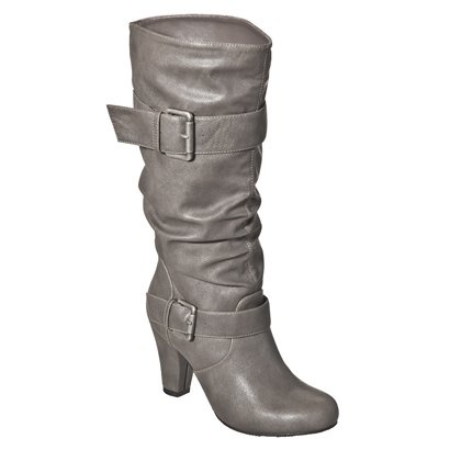 Possible for gray boots