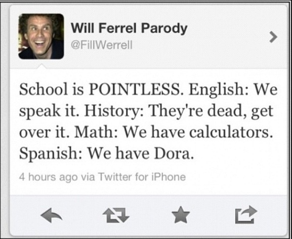 Will ferrel quotes! The BEST
