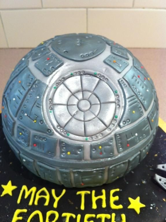 cake decorating star wars