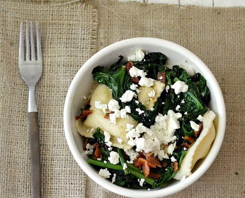 spinach ravioli recipe
