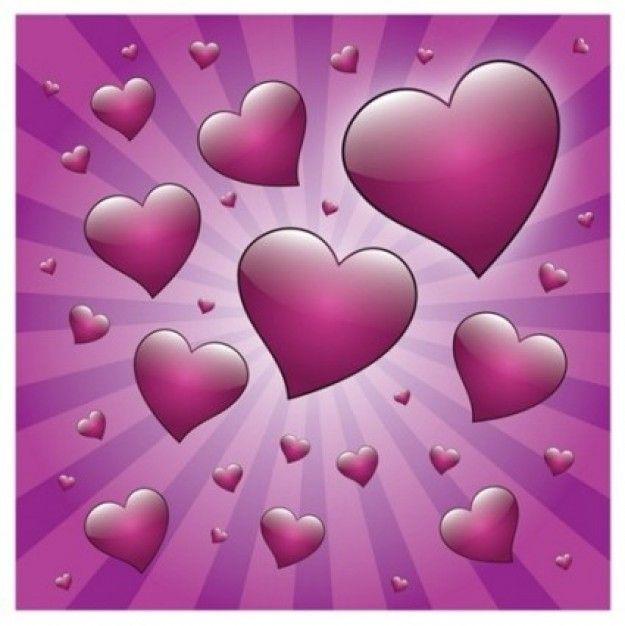 valentine card background