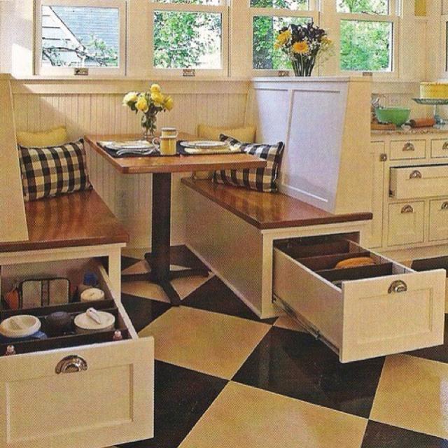 Kitchen nook  Home Ideas  Pinterest