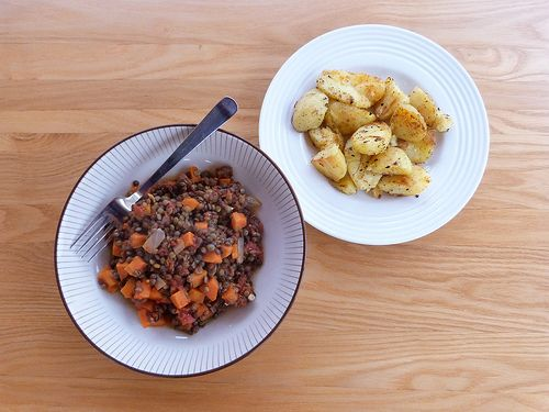 Hearty Spanish Lentil Dish | Recipes | Pinterest