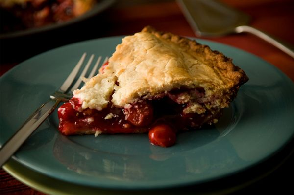 Fresh Cherry Pie | Pies/Tarts | Pinterest