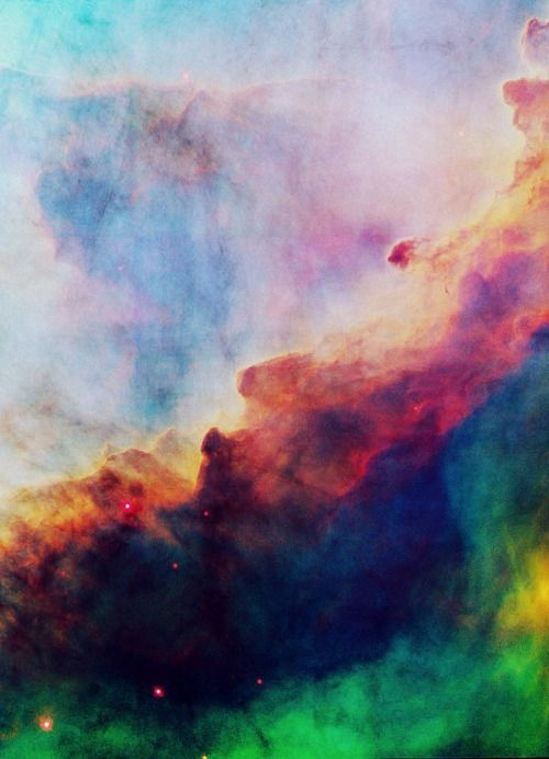 galaxy | Watercolor Painting Moodboard | Pinterest