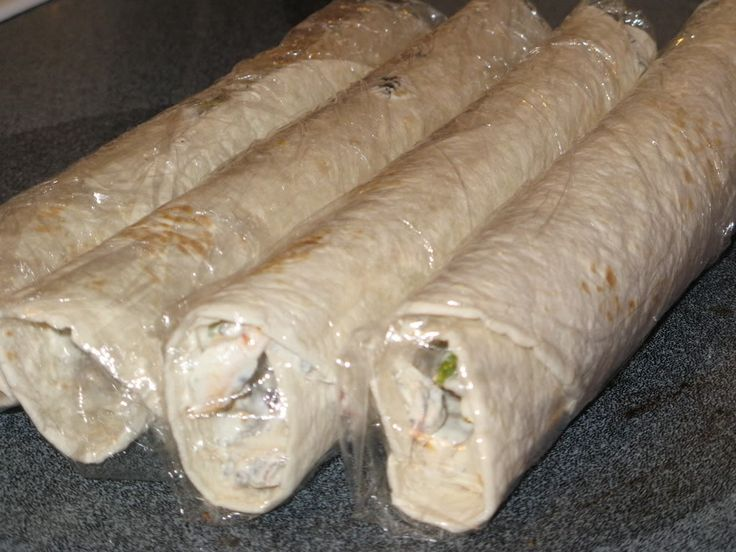 Tortilla Rollups Recipe — Dishmaps