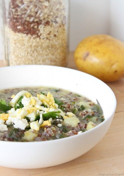 Quinoa Chowder | Recipe