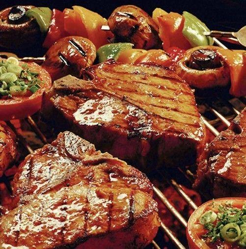 Marinade pour viandes au bbq recettes de cuisine pinterest for Marinade pour viande barbecue