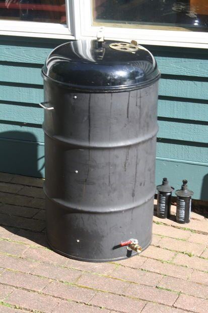 Build Your Own Ugly Drum Smoker Uds Bbq Smokers