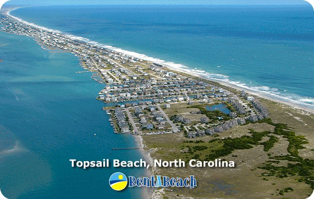 other towns surf city and north topsail beach cannot wait til april