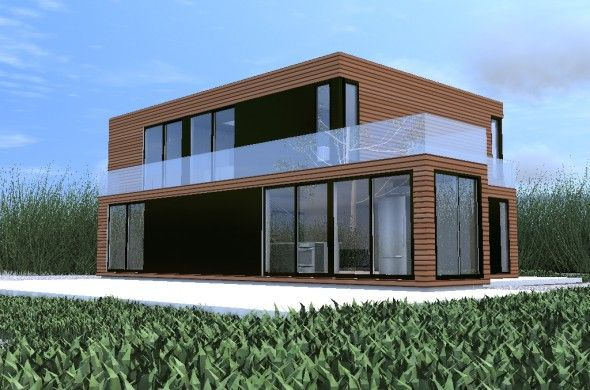 Shipping Container Home Plans DIY Shipping Crate Homes