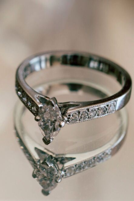 Engagement Ring My Very Much A Fairytale Wedding Pinterest