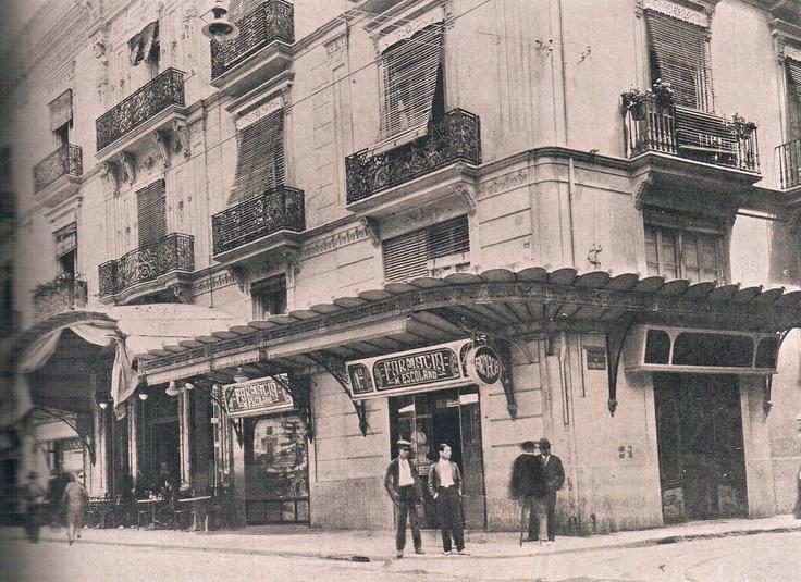 1930 - Farmacia M. Escolano