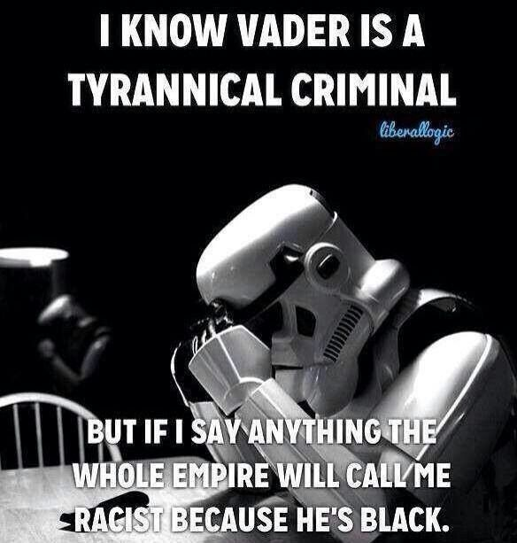 Oh Storm Trooper  Star Wars humor