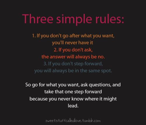 "DNA Connexions: New Thought! Friday, July 6, 2012 ""Three Simple Rules"""