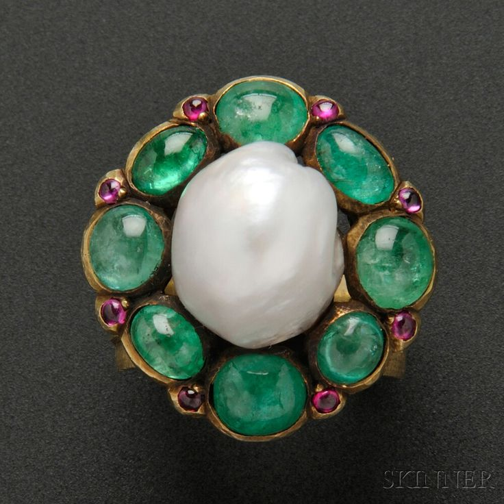 Pin by chiara mangione on jewels green pinterest for The jewelry and metalwork of marie zimmermann