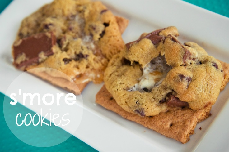 the winthrop chronicles: s'more cookies