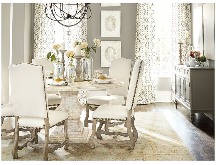 ballard designs coretta dining room for the home