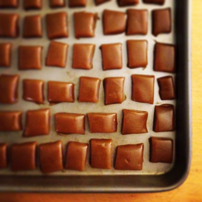 Martha Stewart's Gingerbread Caramels | Christmas/Thanksgiving/Breakf ...