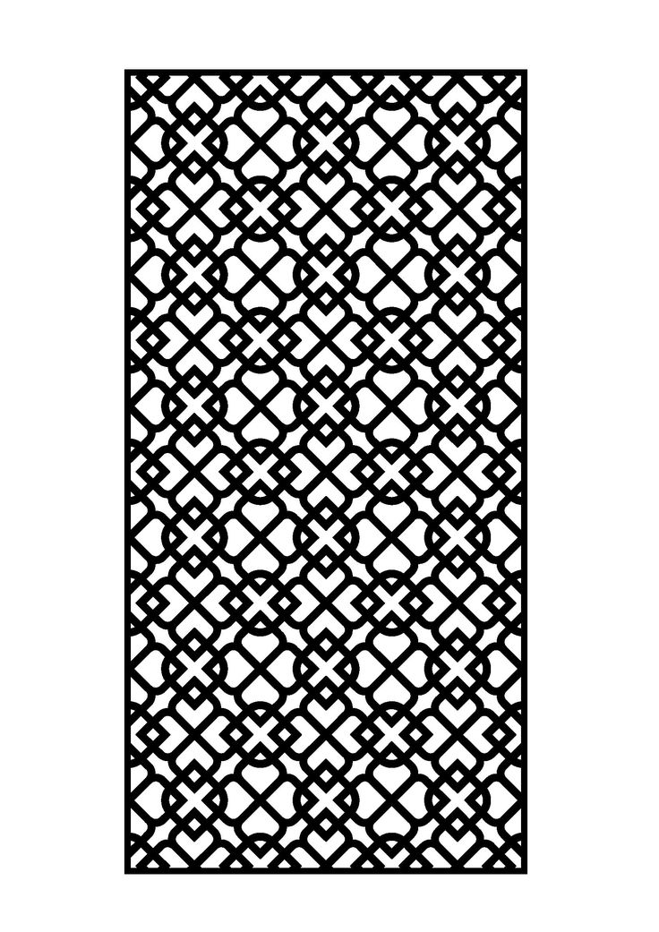 Tv walls partition screen and lattices on pinterest for Door design cnc