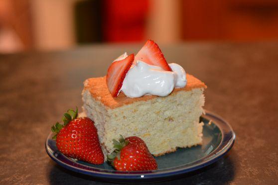 gluten free chiffon cake | Cakes | Pinterest