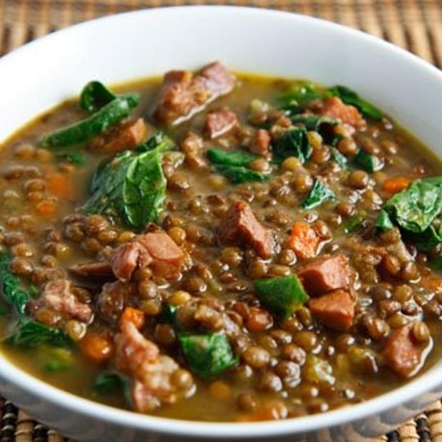 lentil soup sausage and lentil soup coconut red lentil soup curried ...