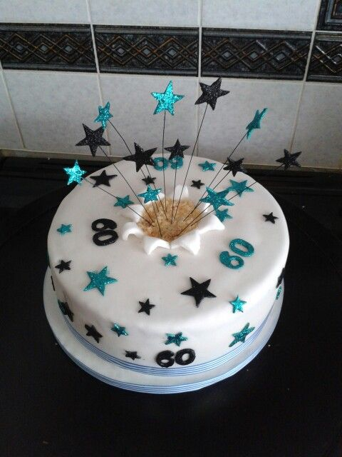 60th Birthday Cake Images For A Man Kustura for