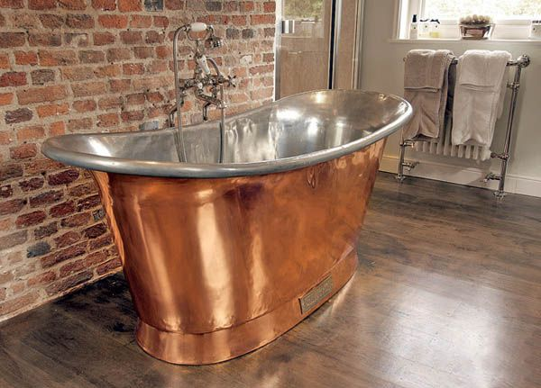 Copper Tub Copper Pinterest