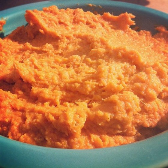 ... Up Brown Butter Bourbon Mashed Sweet Potatoes from cooking light