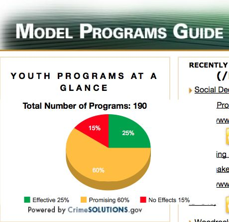 Essay on crime prevention programs